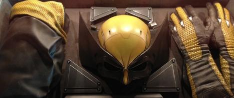 Wolverine Yellow Costume